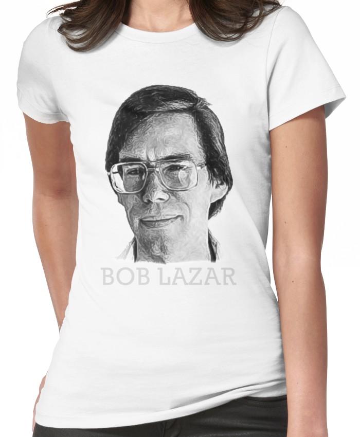 bob lazar ufo print Women's T-Shirt in 2019   Products   Bob lazar