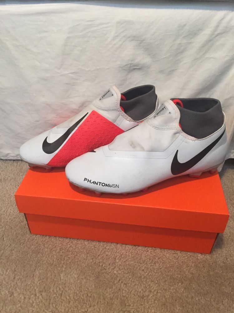 purchase cheap 9f3c3 cc17a Mens Nike Phantom VSN Academy DF FG MG Cleats Size 9 ...