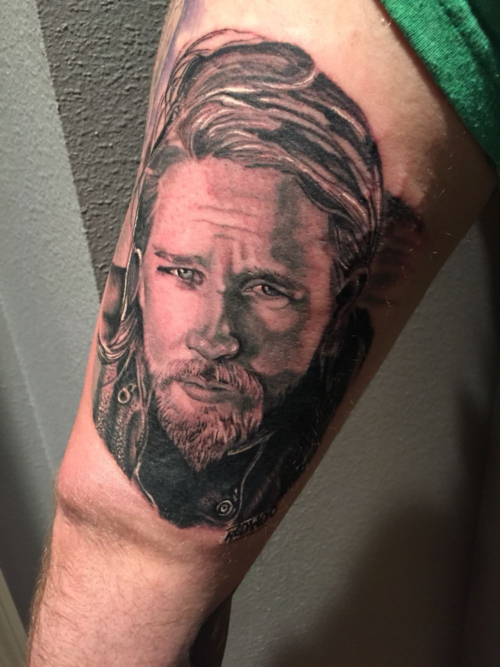 Jax teller sons of anarchy tattoo the amazing doug hatter for Sons of anarchy tattoos