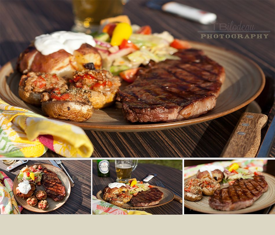 The Grill    Food Photography & Styling   July Challenge Photo by Tammy Bilodeau