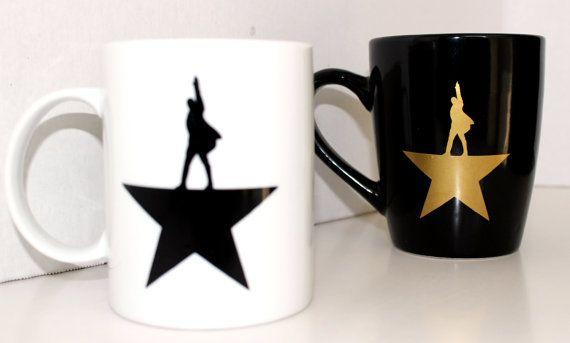 Hamilton Mug. Hamilton Musical mug. Lin-Manuel by MadeRobyRo