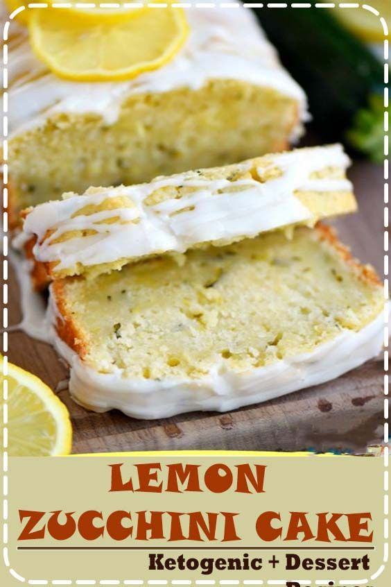 LEMON ZUCCHINI CAKE This Lemon Zucchini Cake is definitive proof that lemon and zucchini belong together Beautifully moist and undeniably delicious this easy cake is topp...