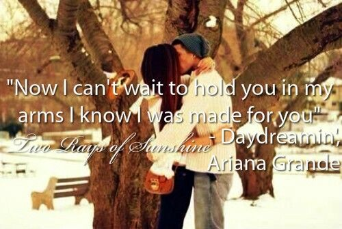 can 39 t wait to hold you in my arms ariana grande lyrics no one loves me ariana grande