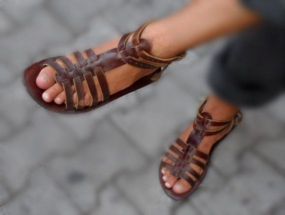 Mens Gladiator Sandals Womens Gladiator Sandals By ForGoodPeople