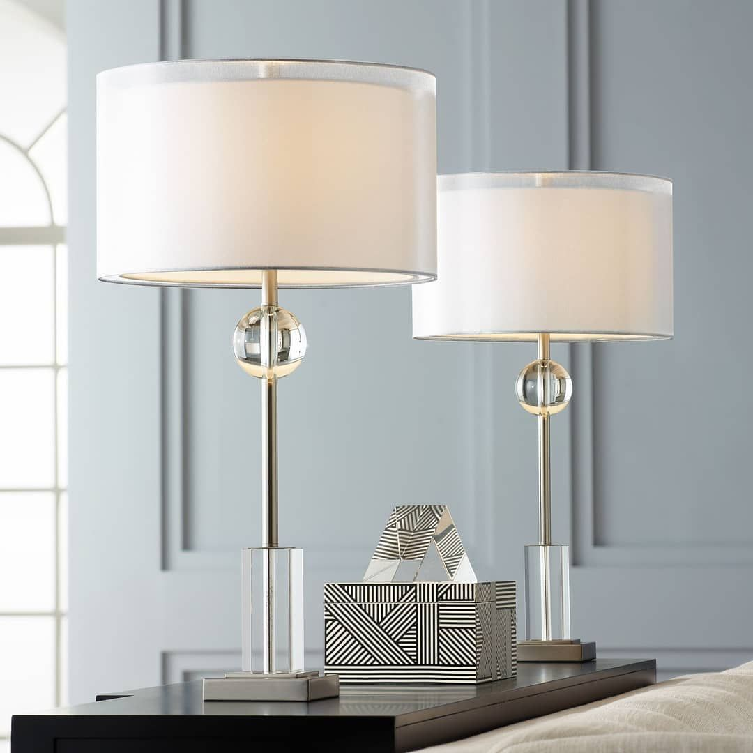 Home Lighting Fixtures Lamps More Online Lamps Plus In 2020 Console Table Lamp Table Lamp Sets Table Lamp