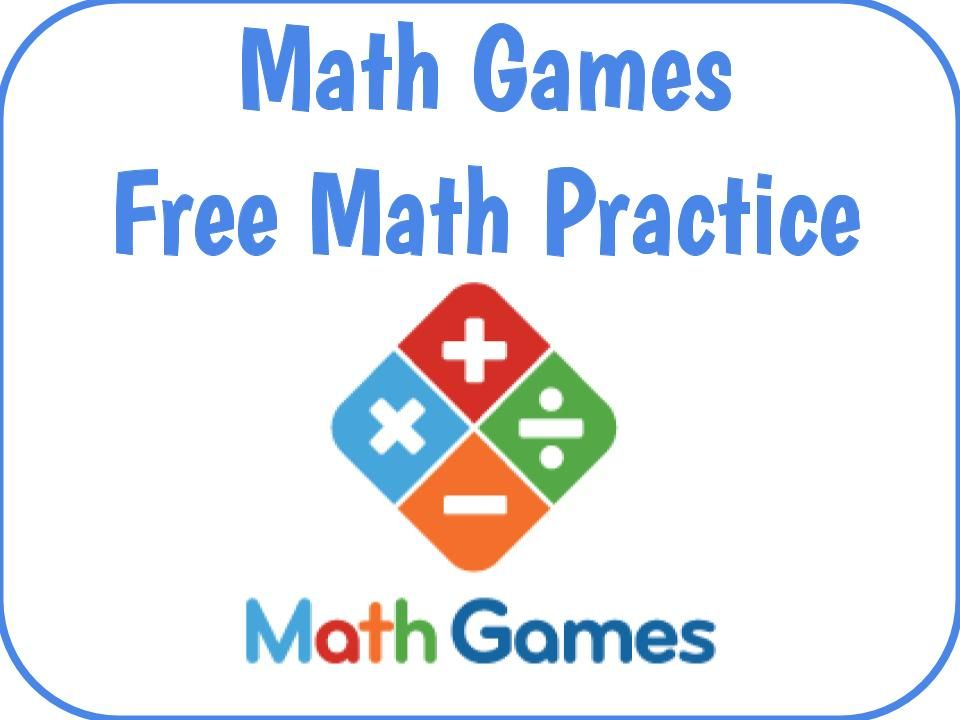 Have you heard about Math Games ? It\'s a 100% free website where ...