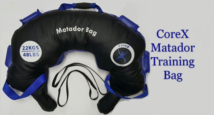 Improve Your Grip Strength And Make Your Body Totally Fit With Corex Matador Training Bag Shop Now Corexripfit Training Bags Personal Trainer Body Weight