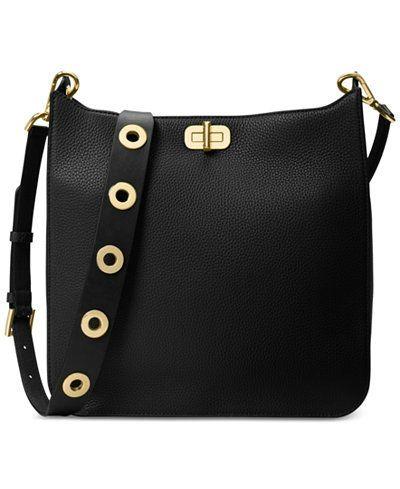 Michael Kors Hamilton purse Black Michael Kors purse barely used. 9 10  condition. Michael Kors Bags Satchels a0b67a9e7ce65