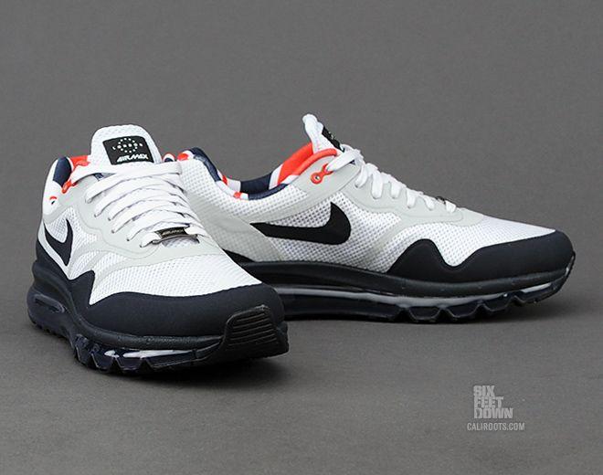 Nike Air Max 1 2013 London QS (586364 106)