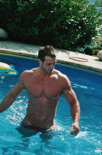 The New Neighbour Man Swimwear Hot Men Sexy Men Perfect Man Attractive