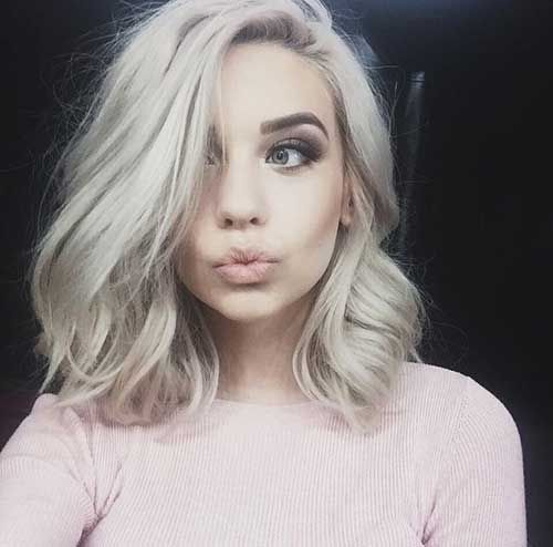 Cool 1000 Images About Hair On Pinterest Grey Blonde Hair Google Hairstyles For Men Maxibearus