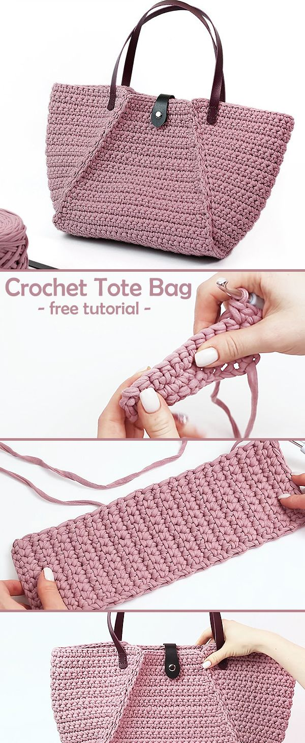 Crochet Bag #crochethandbags