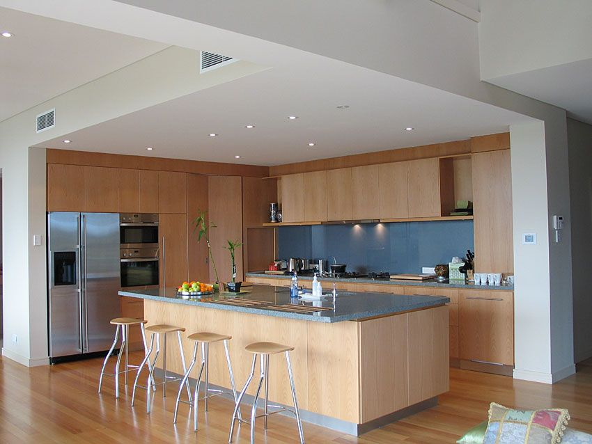 Kitchens With Timber Floors  Google Search  Churrasqueira New Timber Kitchen Designs Review