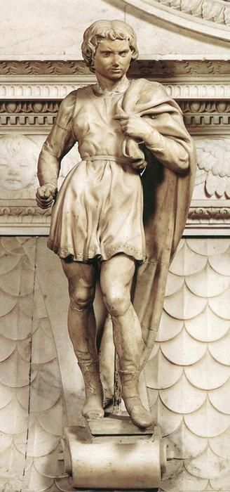 Michelangelo Buonarroti San Próculo Arte Renacentista Miguel Angel Buonarotti Esculturas