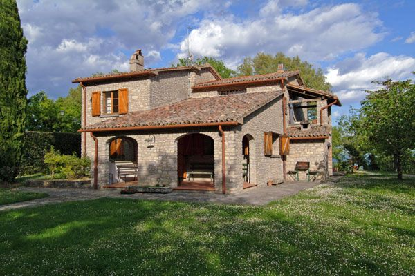 perfect little tuscan home.