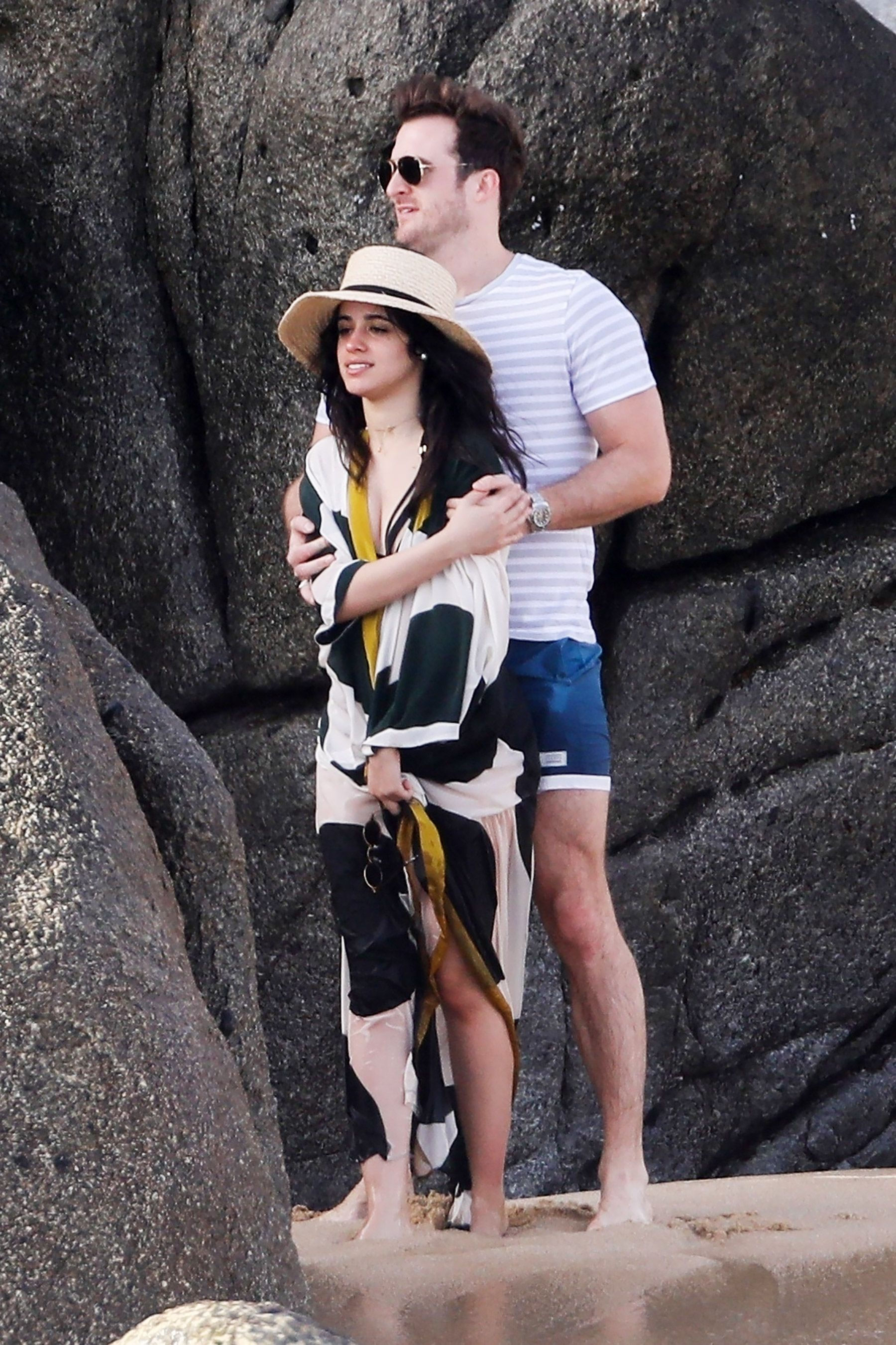 Camila Cabello Has A New Beau Singer Spotted Kissing Dating Coach