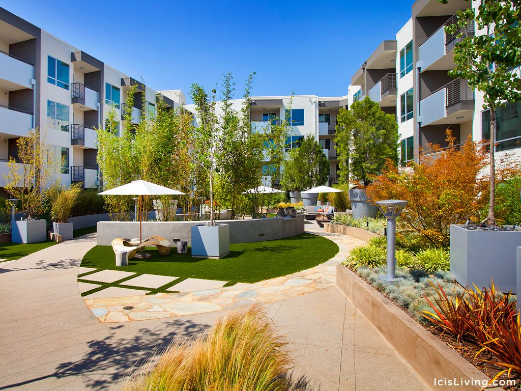 Icis Apartment Homes sophisticated residences with