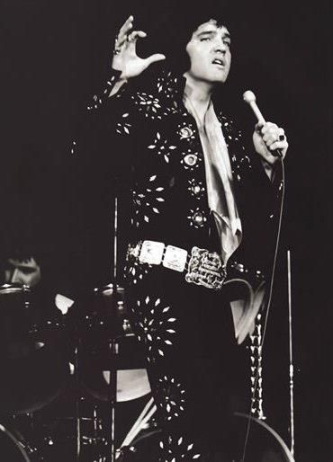 Elvis Boston Garden 1971