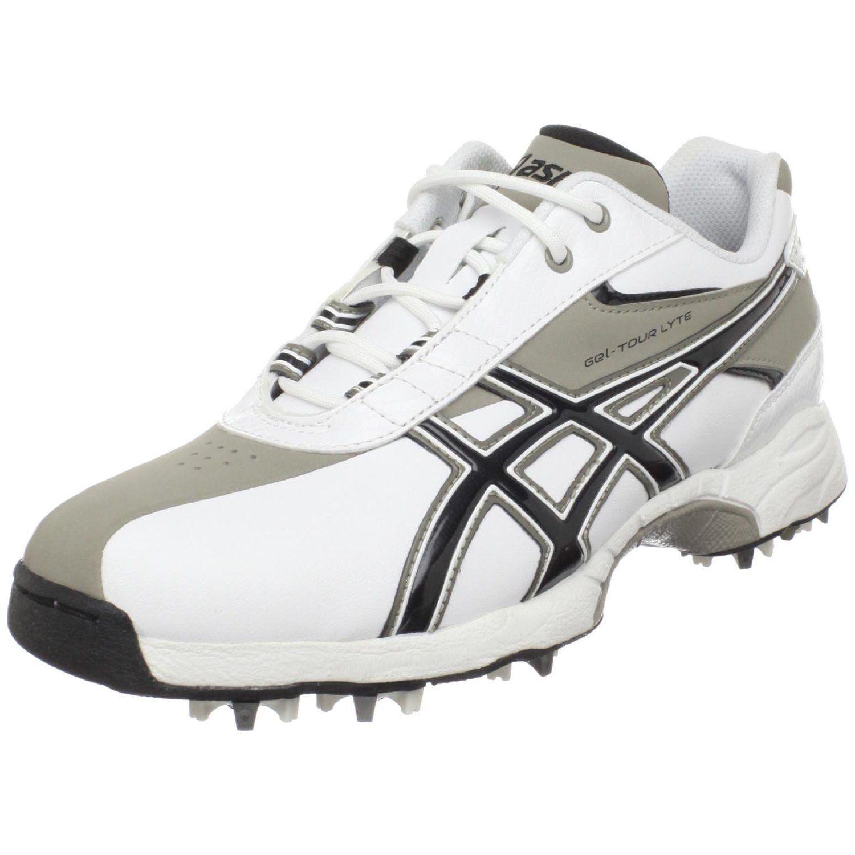 ASICS Mens GELTour Lyte Golf Shoes Asics Golf Shoes