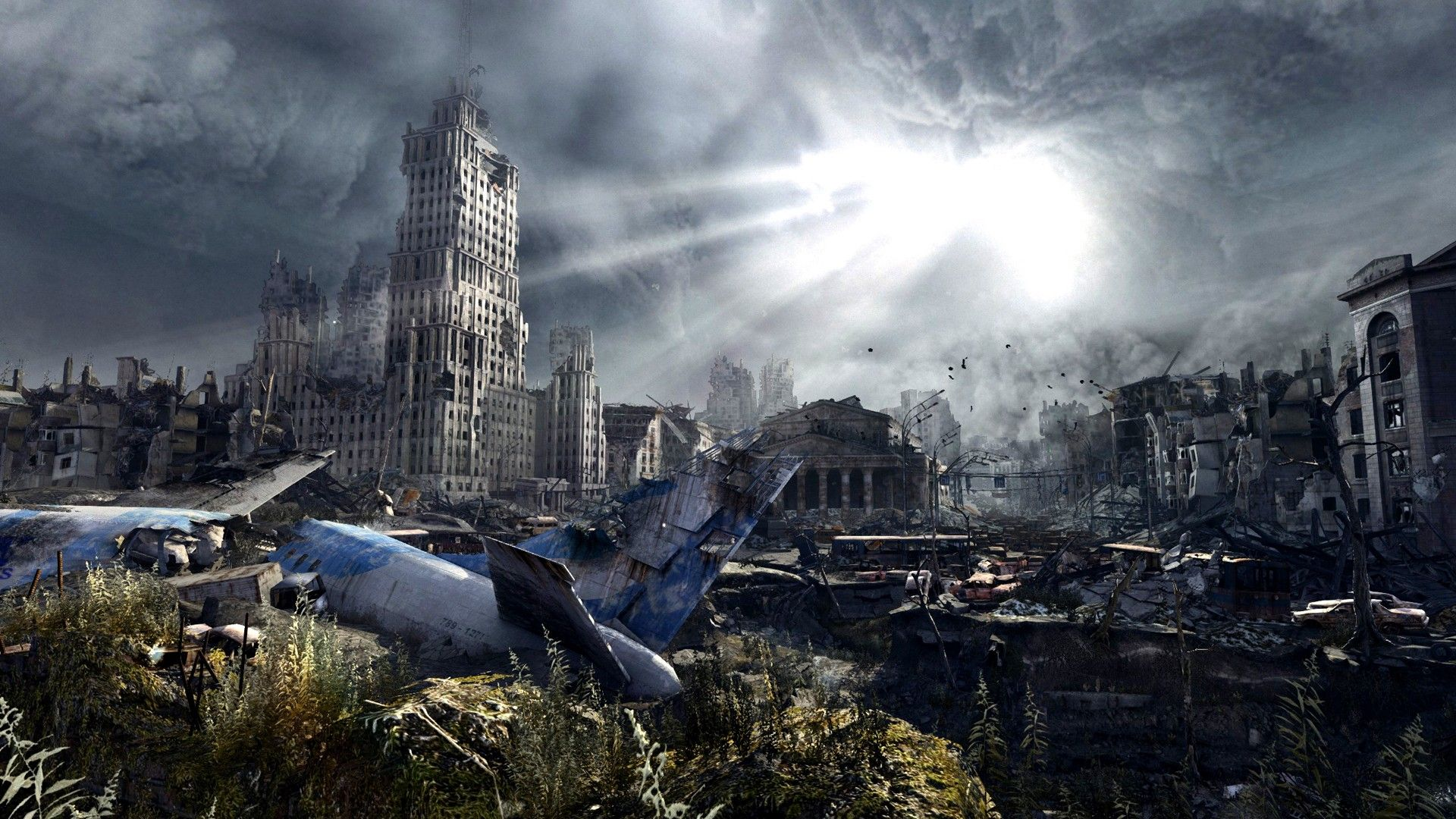 an analysis of the apocalyptic scenario in earth after a nuclear strike on mars Apocalypse, now nuclear war may result in loss of if the scenario described above takes place, the earth will become a dead planet like mars, the scientist.