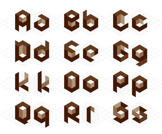 Type design   Geometric font, Fonts and Typography