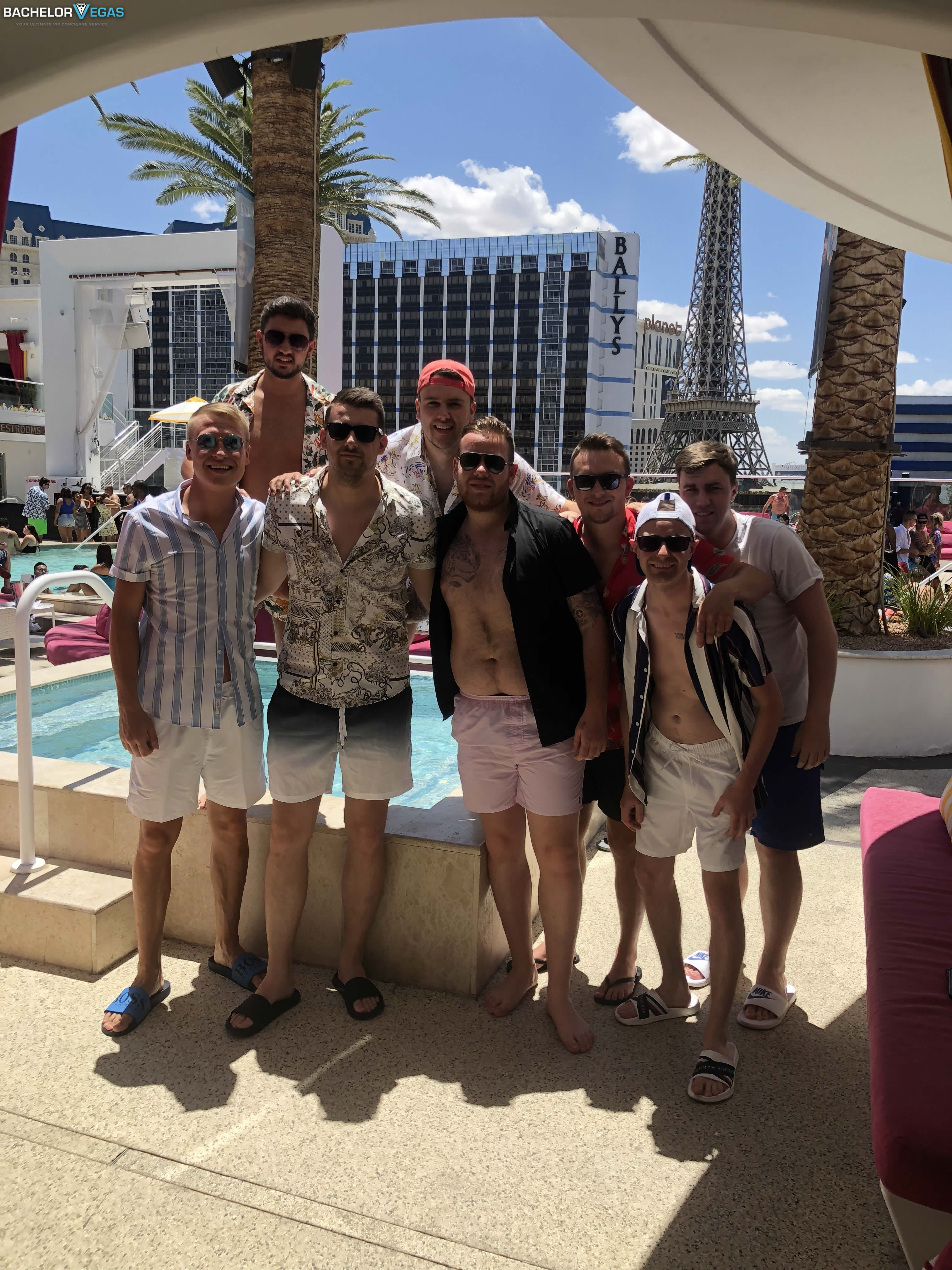 Las Vegas Is a Hotbed for COVID-19, According to