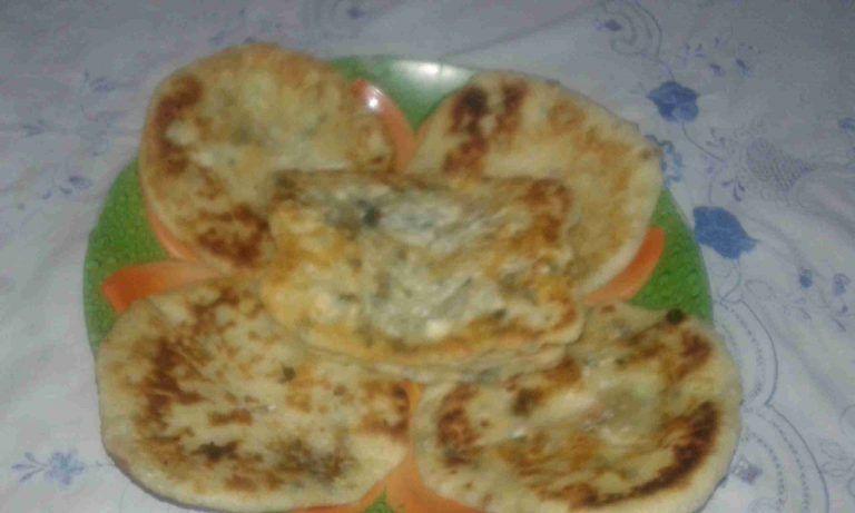 فطور صباحي بالمقلاه بدون فرن سهل ولذيذ زاكي Food Breakfast Pancakes