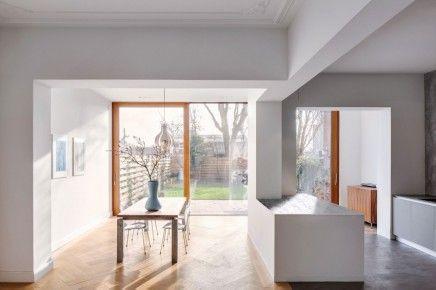 Uitbouw inspiratie aan de woonkamer | Interiors