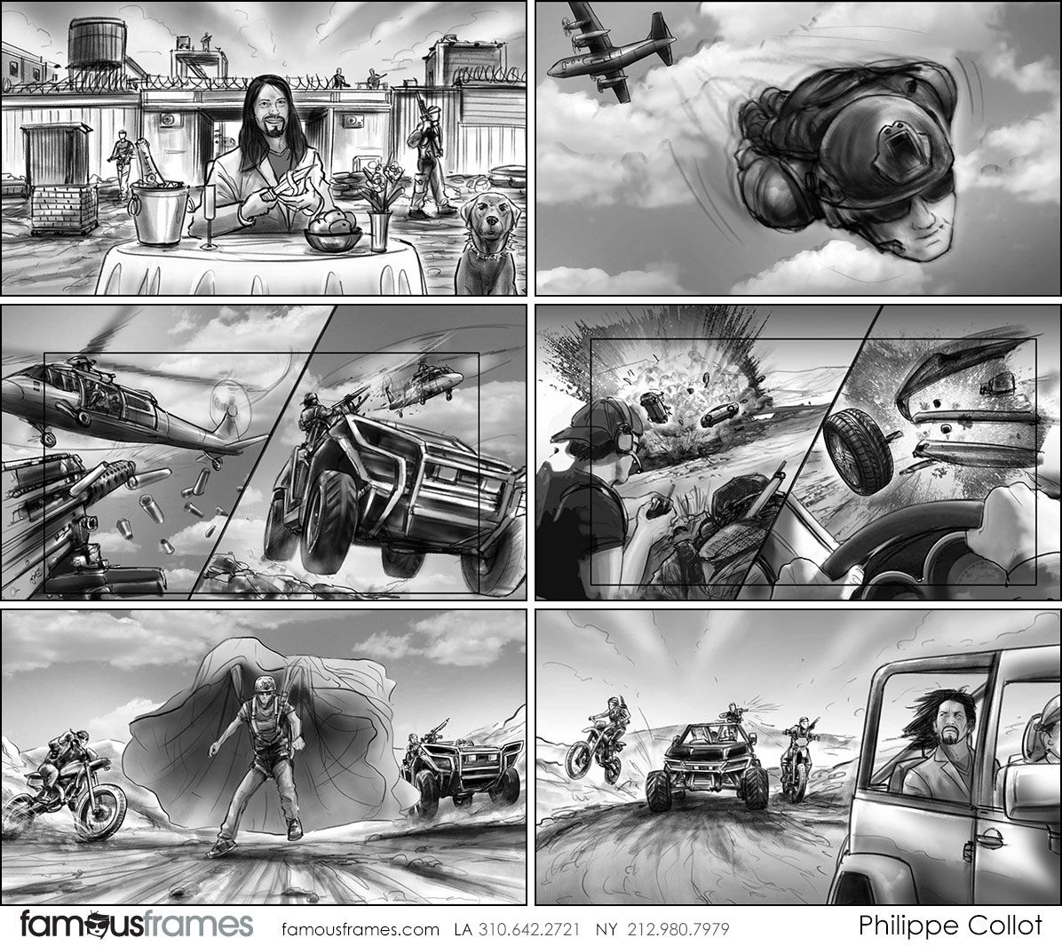 Ghost Recon: Wildlands - Philippe Collot - See famous work from ...