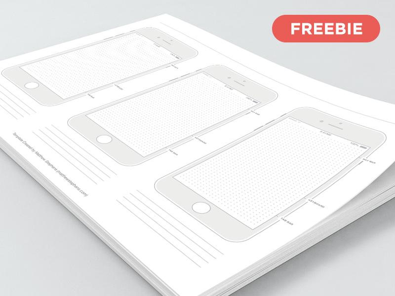 Free Printable Iphone 7 Templates Ios 10 Iphone 7 Iphone Free Iphone