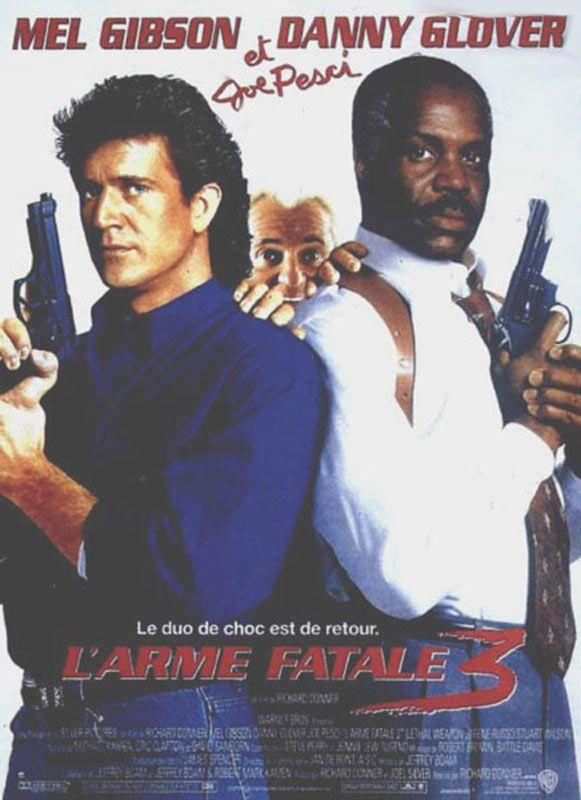 Larme Fatale  Lethal Weapon  Est Un Film Americain Realise Par