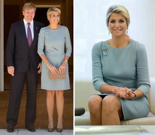 Cinco looks de Máxima, a seis meses de convertirse en reina - ¡HOLA!