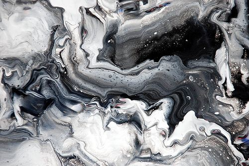 black and white painting - Google Search | Creative Spirit ...