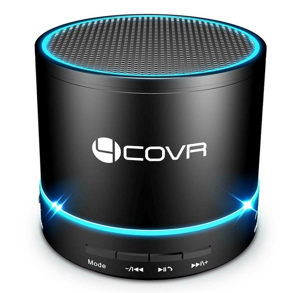 Portable Wireless Bluetooth Speaker Surround Sound Rechargeable Led Light M Wireless Speakers Bluetooth Bluetooth Speakers Waterproof Bluetooth Speaker Showers