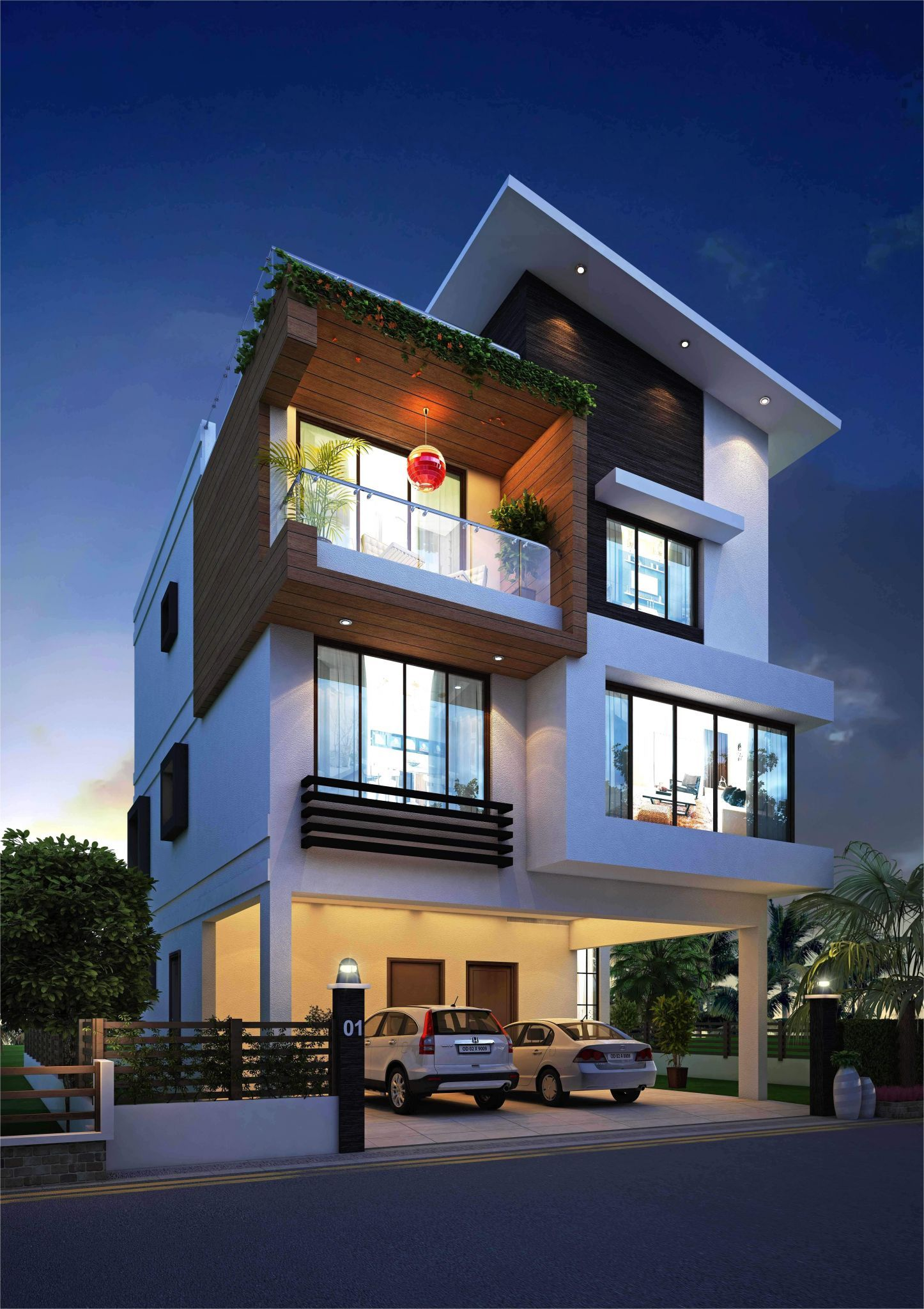 3D Floor Plans for Real Estate   Dream house exterior, Modern house exterior, House designs exterior