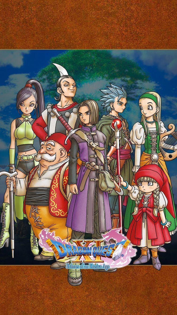 Dragon Quest Xi In 2020 Dragon Quest Dragon Blue Dragon