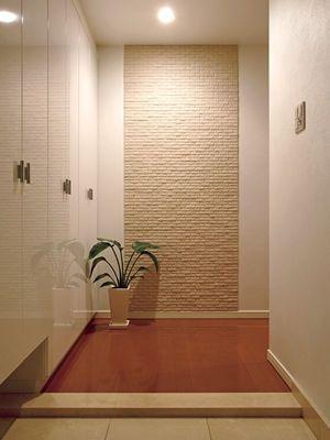 エコカラット エコカラット 玄関 天井の色 玄関 インテリア