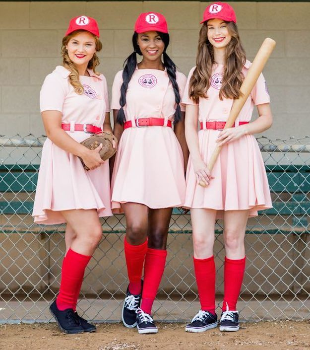 A League Of Their Own  16 Group Halloween Costumes For -2778
