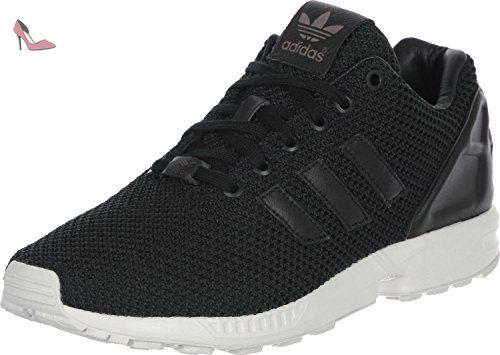 Adidas ZX Flux Schuhe core black core black vintage white