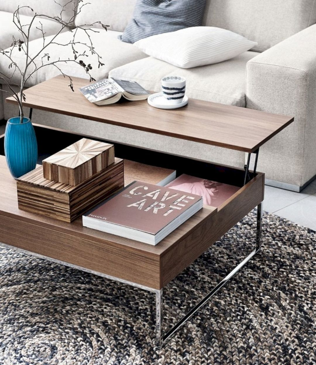 15 Incredible Coffee Table Styling Ideas For Best Home Decor It S Coffee Table Design Coffee Table Coffee Table Styling [ 1247 x 1080 Pixel ]