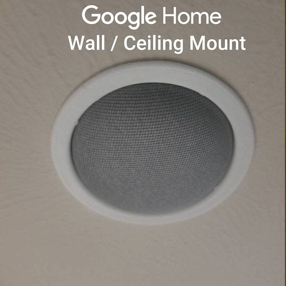 37++ Google home mini wall mount ideas