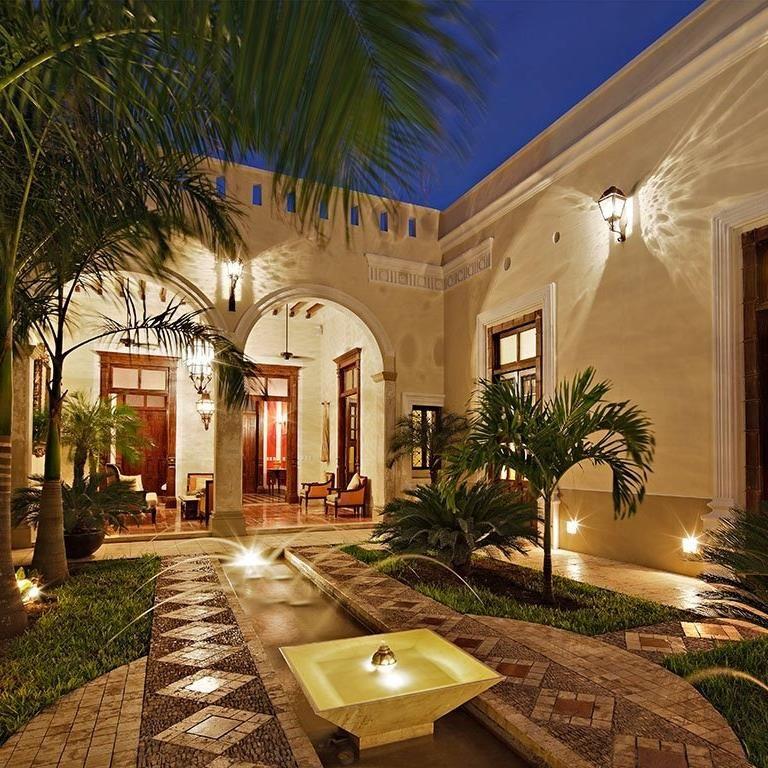 Casa lecanda merida yucat n hotel mexican style for Boutique hotel yucatan