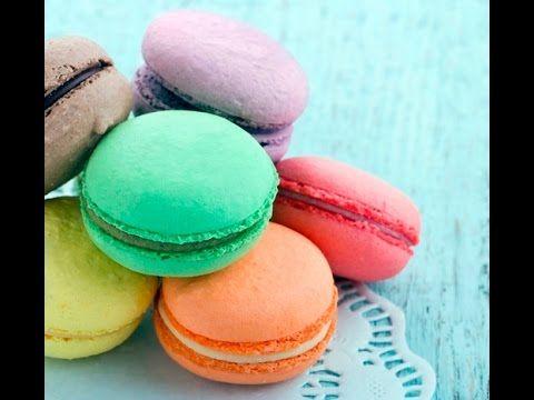 طريقة عمل الماكرون Macaroons Easy Treats To Make Macarons
