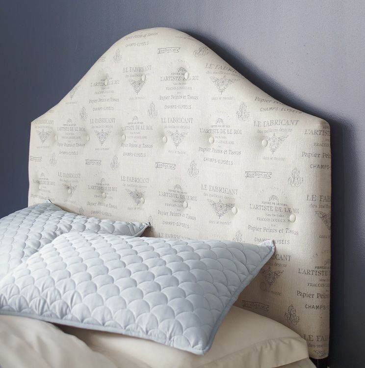 Pier 1 Frenchy Upholstered Headboard Headboard Inspiration