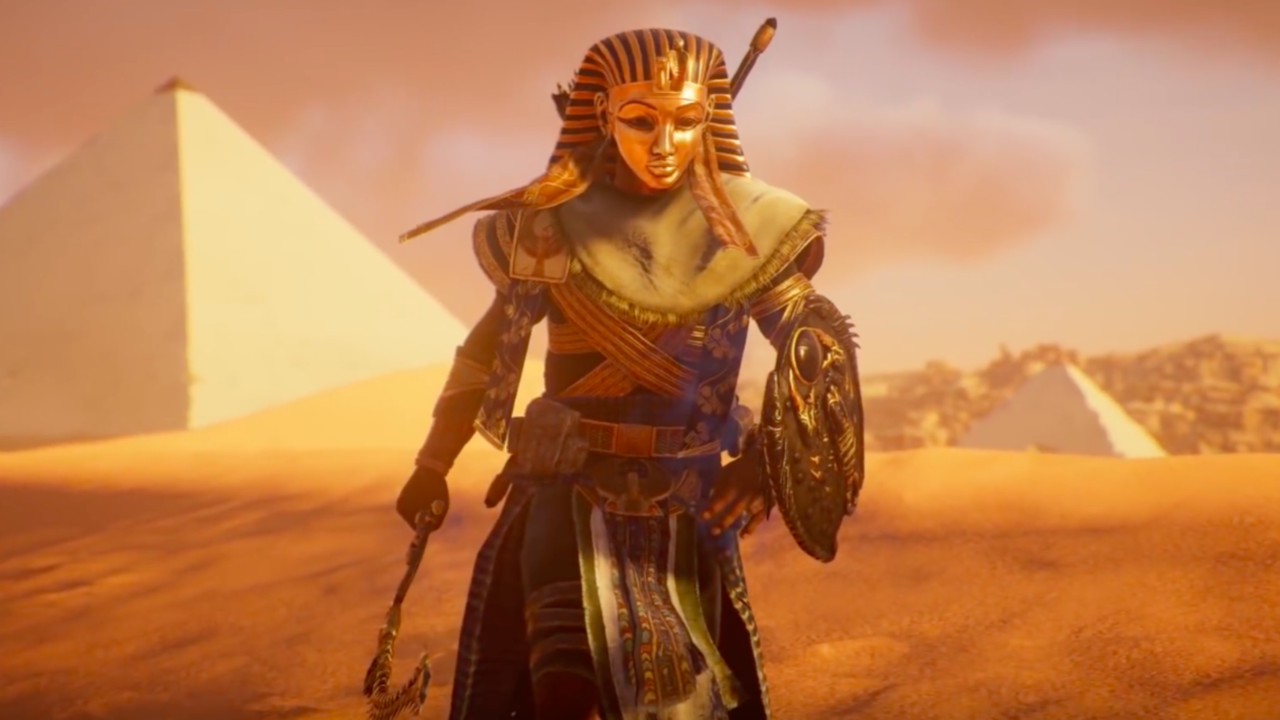 Assassin S Creed Origins Official Undead Gear Pack Trailer This