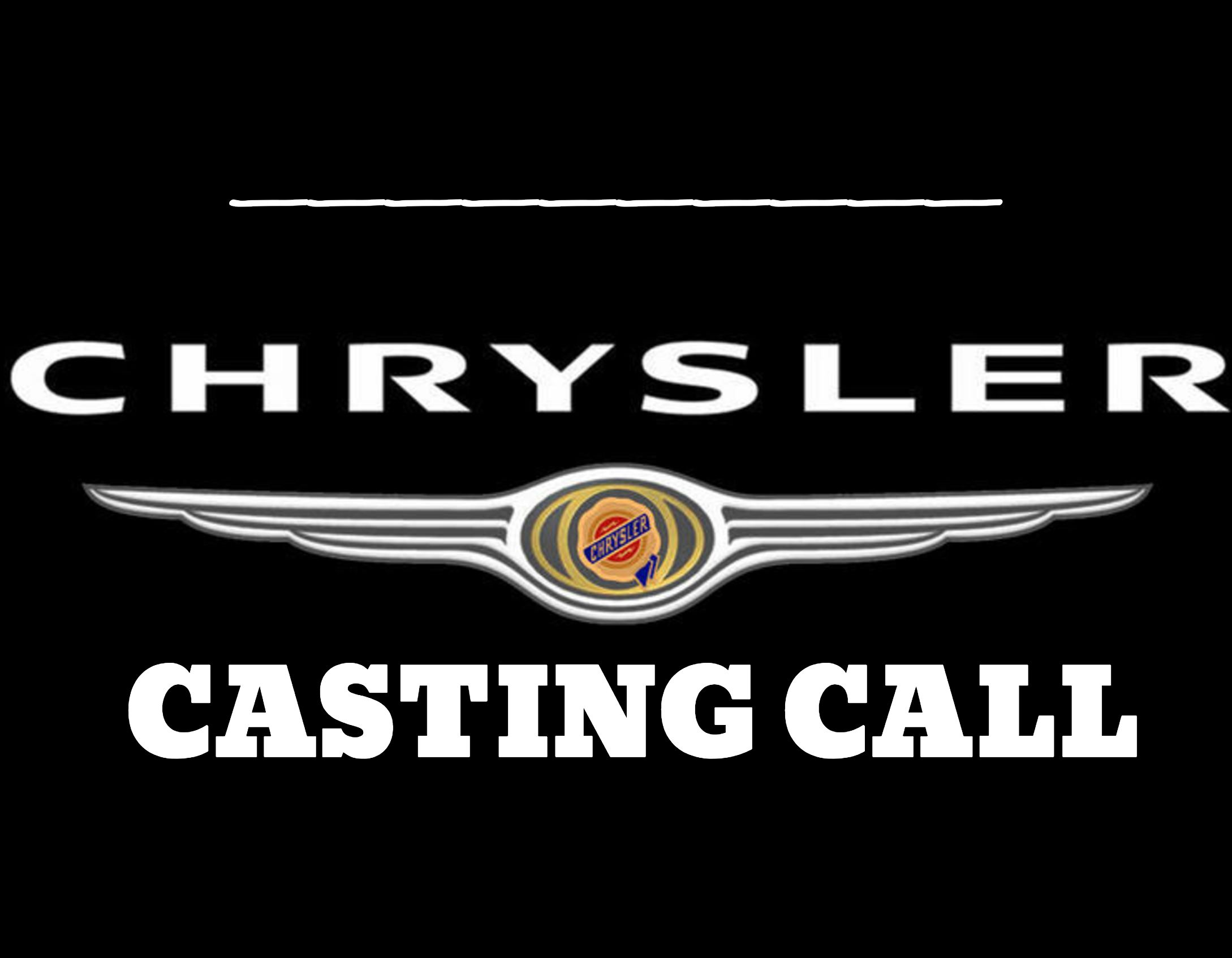 Casting Call Chrysler Chrysler Town And Country It Cast