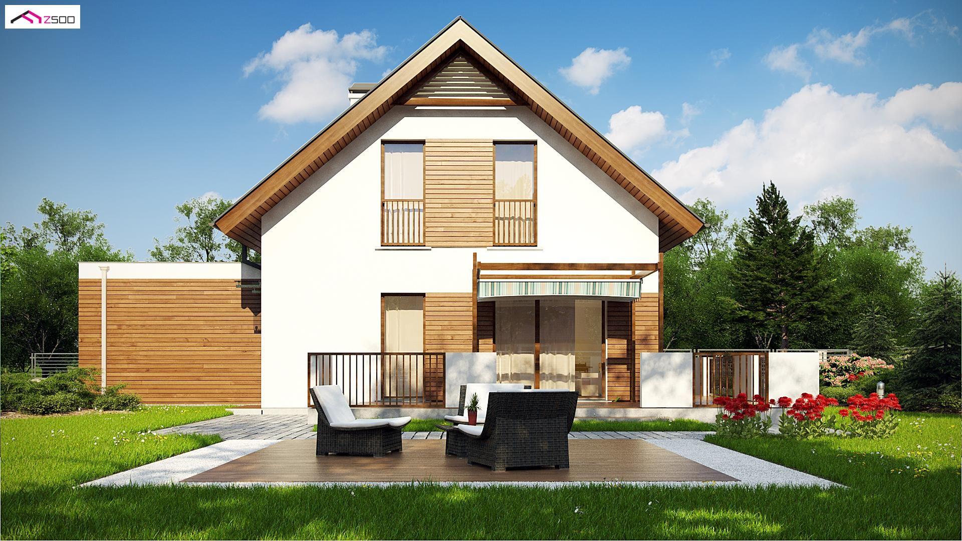 Techwood House Z500 Casas Prefabricadas Casas Pinterest