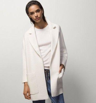 Plaszcz Massimo Dutti 36 S 6792498536 Oficjalne Archiwum Allegro Coat Fashion Coats For Women