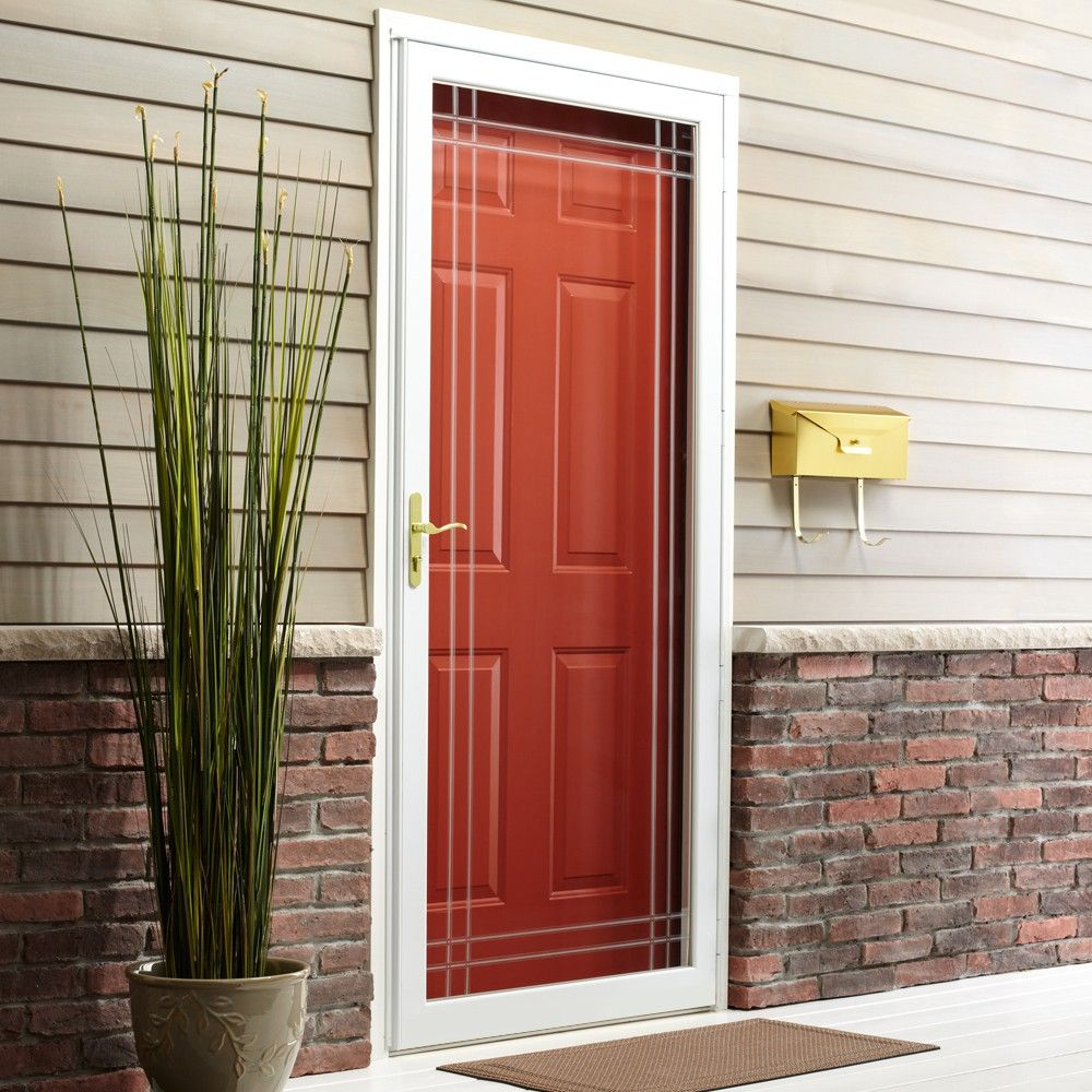 Superior Full View Storm Door | Andersen EMCO 2000 Series