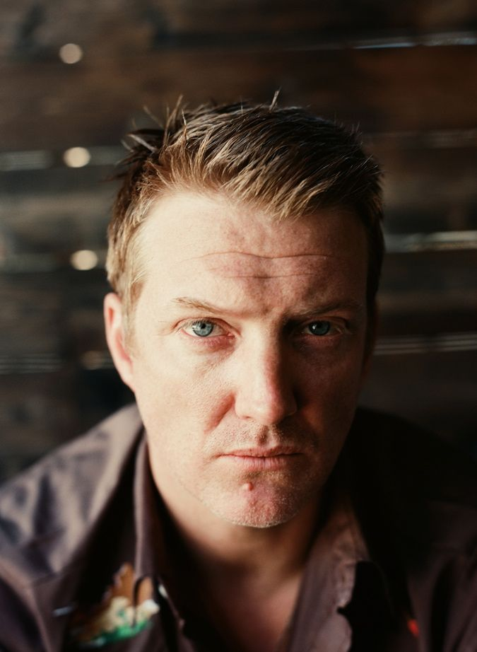 josh homme paris